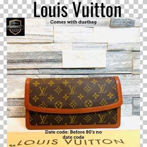 Louis Vuitton Clutch bag pochette DAM MONOGRAM